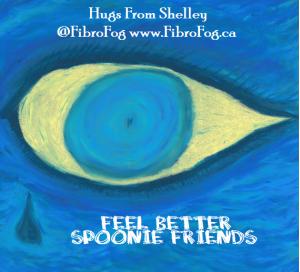 Shelley Lockwood Original Art www.FibroFog.ca