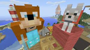 Minecraft a Virtual Playground