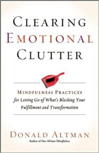 Been hurt by people? Learn to let go of emotional clutter