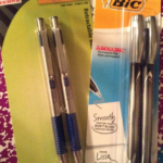 Just keep writing www.FibroFog.ca I got new pens and notebooks